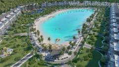 The Beach at Punta Cana departamentos de 1 o 2 Habs